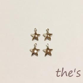 星#001ぷっくりスター:ロジウム