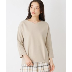 Tシャツ - pink adobe ハートネックカノコプルオーバー