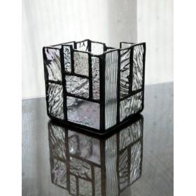 ステンドグラスのクリアーボックス