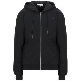 《セール開催中》McQ Alexander McQueen メンズ スウェットシャツ ブラック XS コットン 100% / ポリウレタン