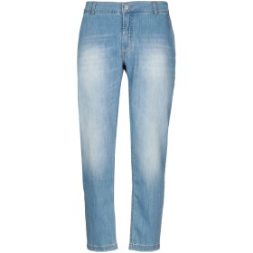 《セール開催中》ENTRE AMIS メンズ ジーンズ ブルー 40 コットン 98% / ポリウレタン 2%