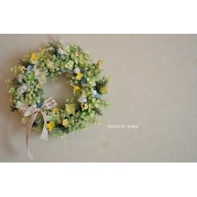【order 承ります】ふるふると・・・winter:wreath
