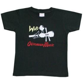 OkinawanMusic!WAO Tシャツ 半そで110
