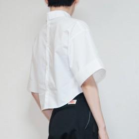 《M.A DESIGN》半袖タートルネックシャツ