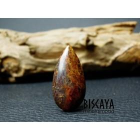 ★SALE★レアカラー★暴風雨の石 ゴールデン・ピーターサイト ルース カボション 28mm 19cts PS71