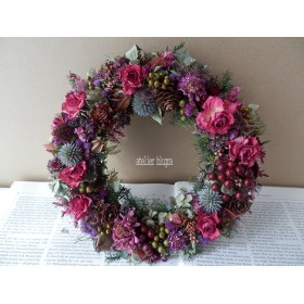 atelier blugra八ヶ岳〜クラシカルWreath Ver8