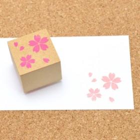 さくらはんこ-桜満開 はんこ