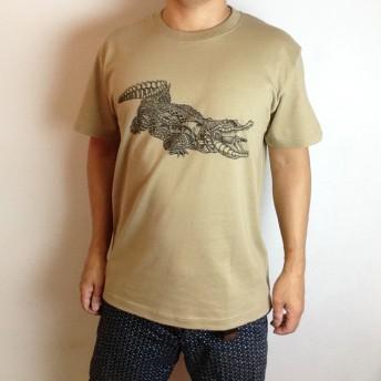 crocodilia(メンズ:S/M/L/XL ガールスM)【受注販売】