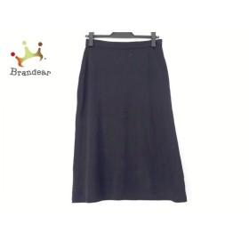 カルバンクライン CalvinKlein スカート サイズM レディース 美品 黒 新着 20191009