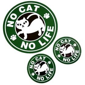 キャットシール/NO CAT, NO LIFE