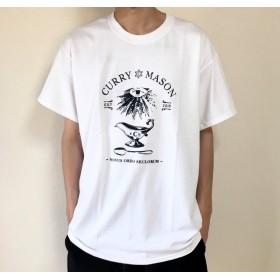 CURRY MASON:Tシャツ:CLASSIC LOGO