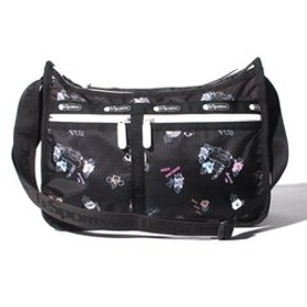 【LeSportsac:バッグ】DELUXE EVERYDAY BAG/BT21 BLACK