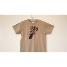 しまうまTシャツ XS