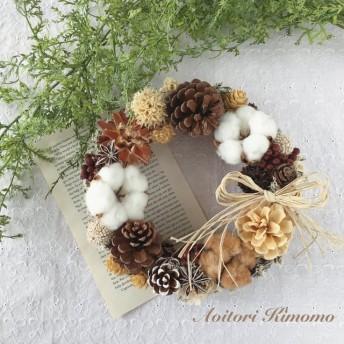 2018 クリスマスリース*10