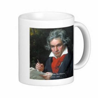ベートーヴェンのマグカップ