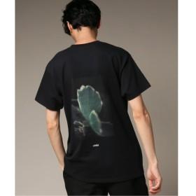[マルイ]【セール】メンズTシャツ(CHIBIFLOWER BACK PRINT ショートスリーブ Tシャツ)/417エディフィス(417 EDIFICE)