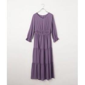 Virca:ウエストギャザードレス【お取り寄せ商品】