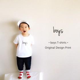 デザインTシャツ*boys Tシャツ