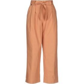 《セール開催中》MANILA GRACE レディース パンツ あんず色 40 コットン 100%