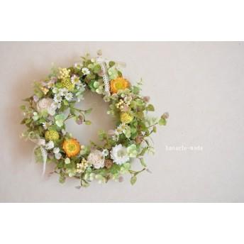【再販】With delight:wreath
