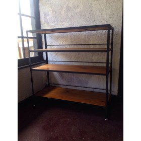 3段iron shelf