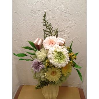 フューネラルフラワー(仏花・供花) グリーンミルフィーユ