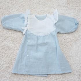 [新生児用]天使のベビードレス