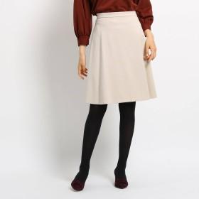 INDIVI(インディウ゛ィ)/[S]台形ポンチスカート