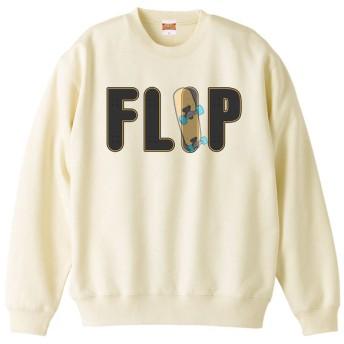 [カジュアルスウェット] FLIP