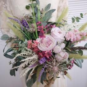 clutch bouquet/クラッチブーケ