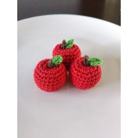 編みぐるみ りんご