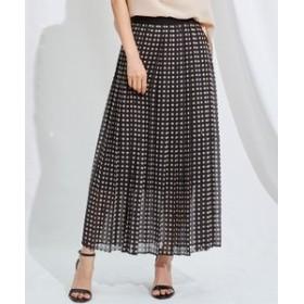 【BEIGE,:スカート】DEANA / プリーツスカート