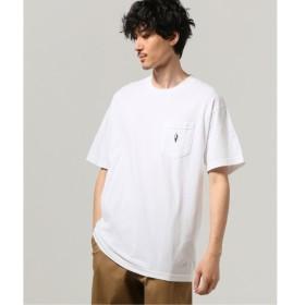 [マルイ] メンズTシャツ(LIXTICK Cutting Boy ポケット Tシャツ by Steve)/ジャーナルスタンダード(メンズ)(JOURNAL STANDARD MEN'S)