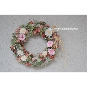 wreath「春風springガーデン」