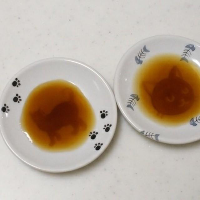 再販×9♪ネコちゃんのお醤油皿♪