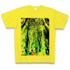 有効的異常症候群幻林◆アート◆文字◆ロゴ◆ヘビーウェイト◆半袖◆Tシャツ◆デイジー◆各サイズ選択可