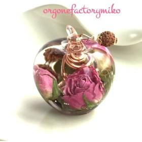 りんごちゃん 奇跡の石 オーラライト23 オルゴナイト