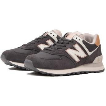 (NB公式)【ログイン購入で最大8%ポイント還元】 ウイメンズ WL574 SYP (ブラック) スニーカー シューズ 靴 ニューバランス newbalance