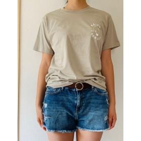 電球HELP Tシャツ(Mグレー)