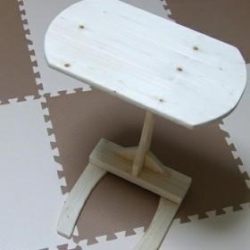 天然木使用 ソファーテーブル