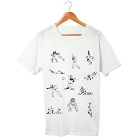 野球 Tシャツ 5.6oz