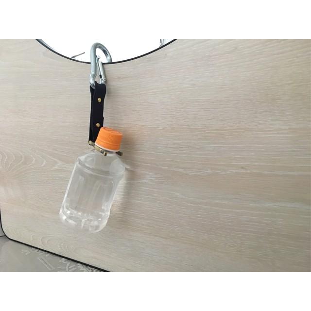 【本革】ペットボトルホルダー