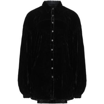 《セール開催中》WE THE FREE レディース シャツ ブラック XS レーヨン 75% / ナイロン 25%