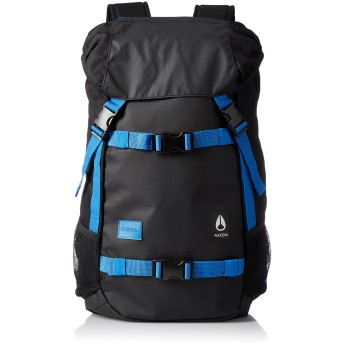 [ニクソン] リュック LANDLOCK II BACKPACK BLACK/BLUE/FLOAT