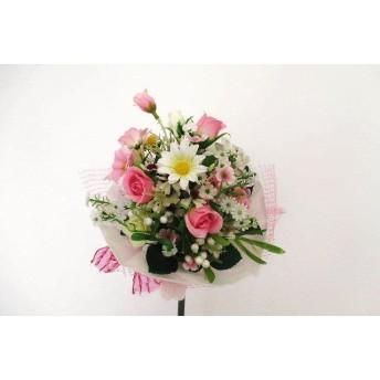 ミニバラとデージーの花束 m-1038