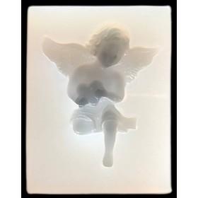 天使 シリコンモールド シリコン型 レジン型 1個入り