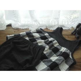 【売約済み】ヘリンボン織りキャミ