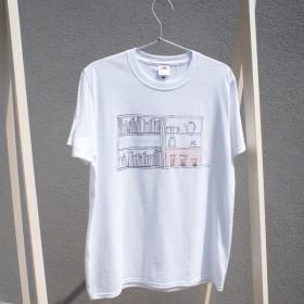 送料無料*hondana_Tシャツ (M)*フルーツベーシック 4.8オンス