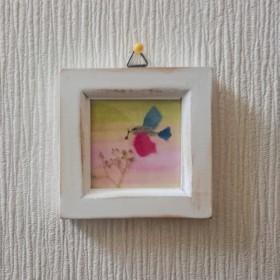 小さな小さな青い鳥【ミニサイズ】