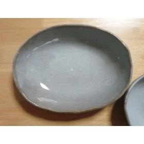 楕円皿(深)